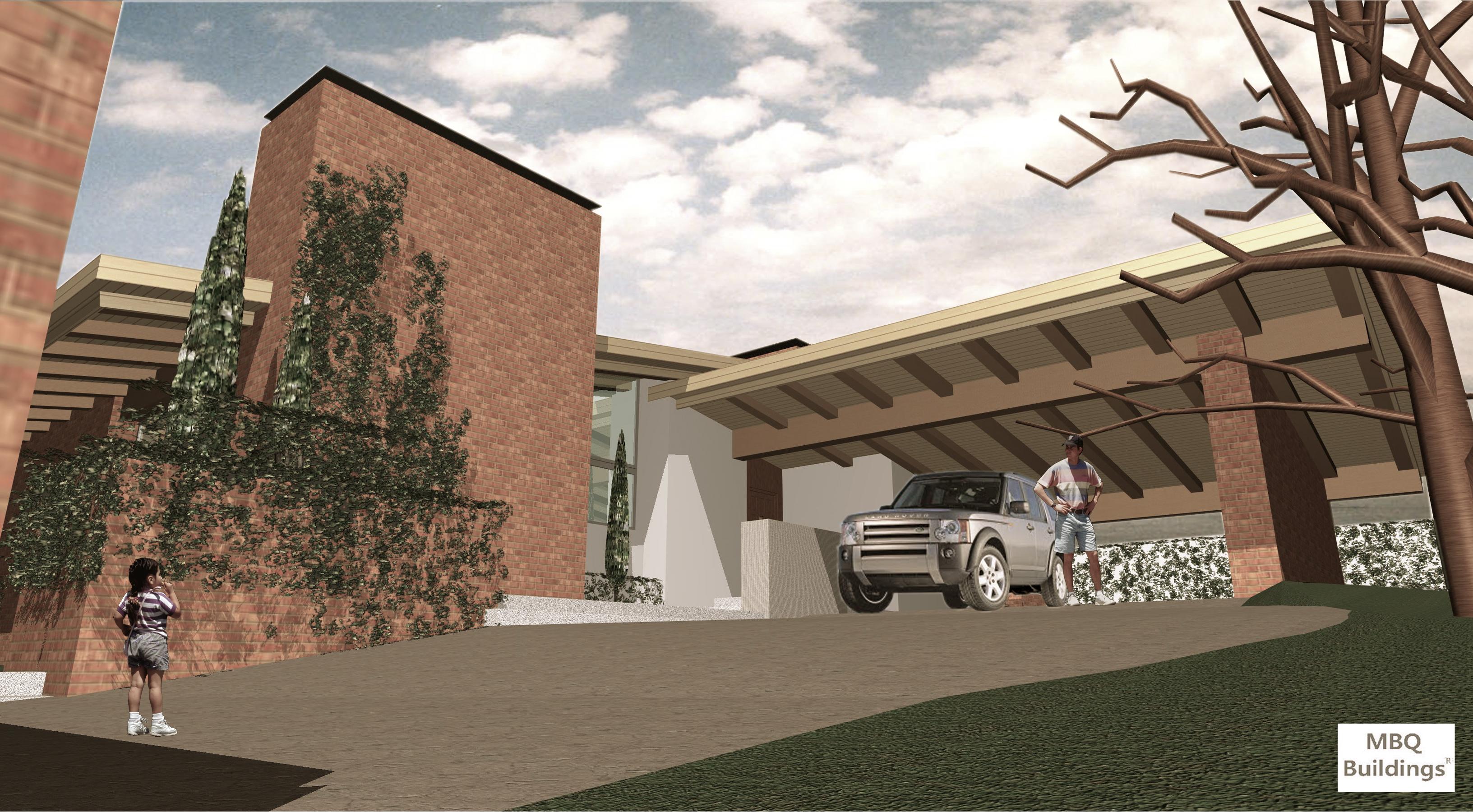 Proyecto de vivienda unifamiliar en torrelodones - Viviendas en torrelodones ...
